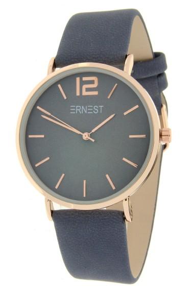 Ernest horloge Rosé-Cindy-FW18 donker jeansblauw