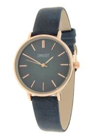 Ernest horloge Rosé-Cindy-Medium FW18 donkerblauw