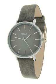 Ernest horloge Silver-Cindy-Medium FW18 donkergrijs