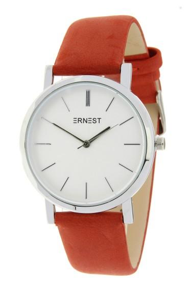 "Ernest horloge ""Silver-Andrea"" brick"