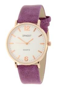 """Ernest horloge """"Rosé-Misty"""" paars"""