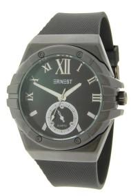 """Ernest horloge """"Cooper"""" zwart-zwart"""