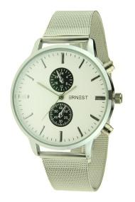 """Ernest horloge """"Wilow"""" zilver"""
