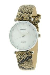 """Ernest horloge """"Serpenty"""" camel"""