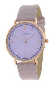 """Ernest horloge """"Rosé Lisa Large"""" lila"""