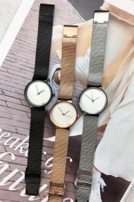 "Ernest horloge ""Rome"" zwart"