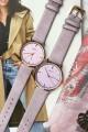 """Ernest horloge """"Rosé Lisa Medium"""" lila"""