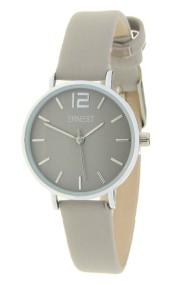"Ernest horloge ""Autumn-Silver-Cindy-Mini"" lichtgrijs"