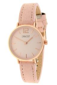 Ernest horloge Rosé-Cindy-Mini SS-18 lichtroze