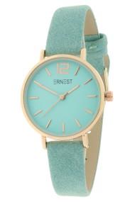 Ernest horloge Rosé-Cindy-Mini SS19 zacht turquoise