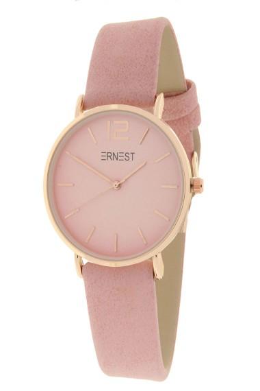 Ernest horloge Rosé-Cindy-Mini SS19 lichtroze