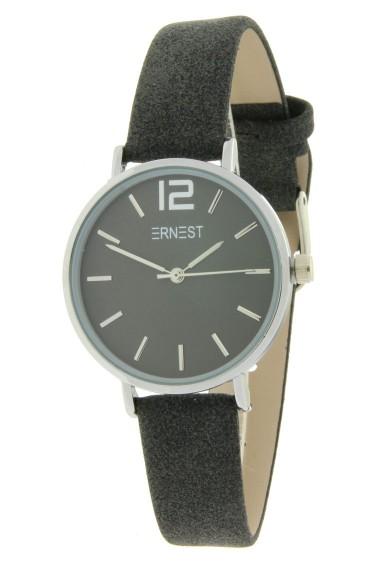 Ernest horloge Silver-Cindy-Mini SS19 stonewash zwart