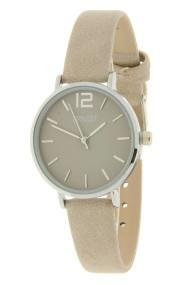 Ernest horloge Silver-Cindy-Mini SS19 zand