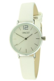 "Ernest horloge ""Silver-Cindy-Mini"" wit"