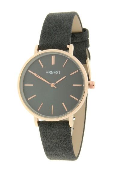 Ernest horloge Rosé-Cindy-Medium SS19 stonewash zwart