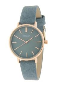Ernest horloge Rosé-Cindy-Medium SS19 jeansblauw