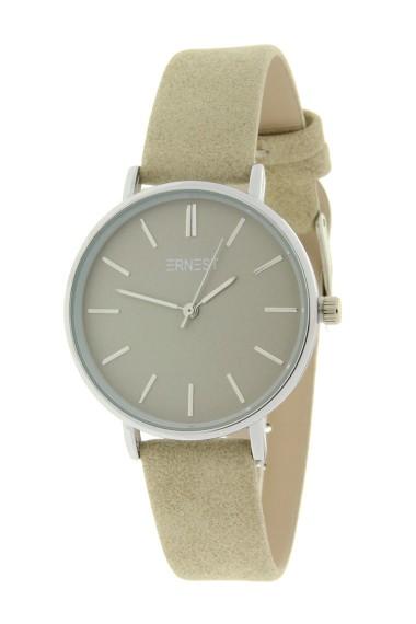 Ernest horloge Silver-Cindy-Medium SS19 zand