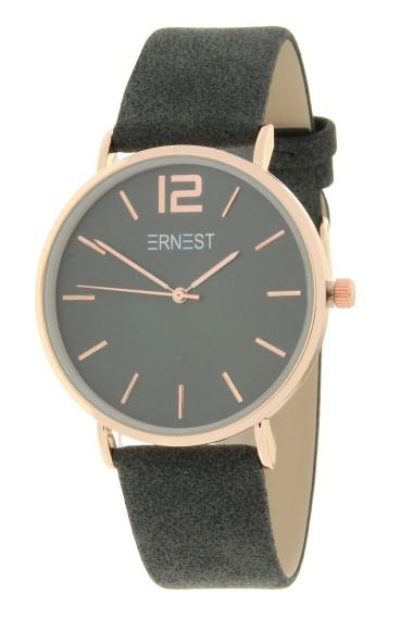 Ernest horloge Rosé-Cindy-SS19 stonewash zwart