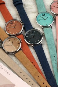 Ernest horloge Silver-Cindy-Mini SS19 blauw