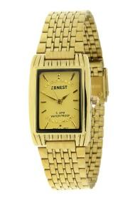 "Ernest horloge ""Clasica"" goud-goud"