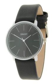 """Ernest horloge """"Denmark"""" zwart"""