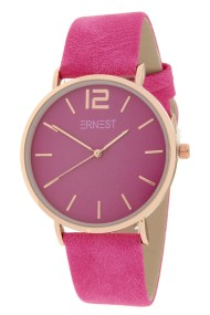 Ernest horloge Rosé-Cindy-SS19 fuchsia
