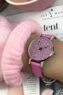 """Ernest horloge """"Livia"""" hardroze"""