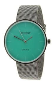 "Ernest horloge ""Arcade"" turquoise"