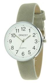 "Ernest horloge ""Brasil"" lichtgrijs"