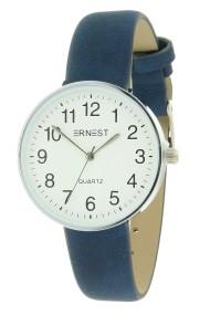 """Ernest horloge """"Brasil"""" donkerblauw"""