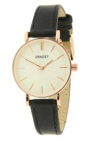 "Ernest horloge ""Mini-Misty"" zwart"