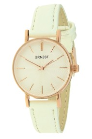 "Ernest horloge ""Mini-Misty"" wit"