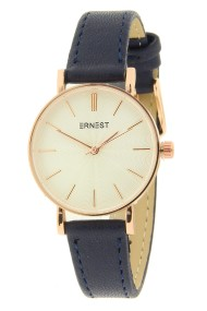 "Ernest horloge ""Mini-Misty"" donkerblauw"