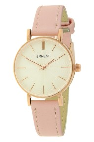 "Ernest horloge ""Mini-Misty"" lichtroze"