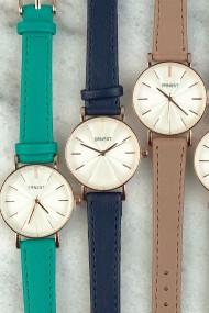 "Ernest horloge ""Mini-Misty"" turquoise"