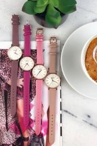 """Ernest horloge """"Mini-Misty"""" pink"""