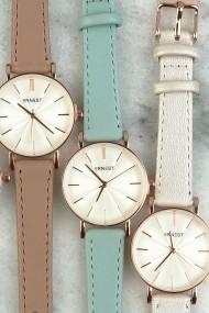 """Ernest horloge """"Mini-Misty"""" lichtblauw"""