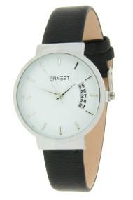 "Ernest horloge ""Moscow"" zwart"