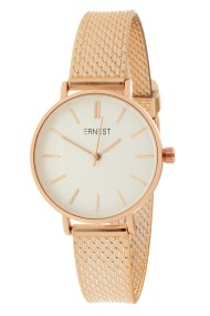 "Ernest horloge ""Cindy-Shine-Mini"" rosé-wit"