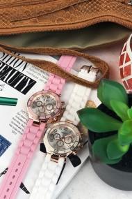 """Ernest horloge Rosé"""" pink"""