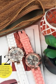 "Ernest horloge Rosé"" peach"