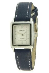 "Ernest horloge ""Ziva"" donkerblauw"