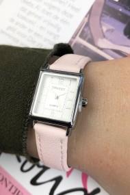 """Ernest horloge """"Ziva"""" lichtroze"""