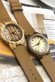 "Ernest ""Leather & Wood"" B-028L"