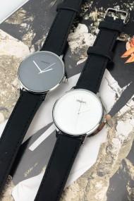 """Ernest horloge """"Valentina"""" zwart-wit"""