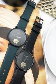 "Ernest horloge ""Lupita"" zwart"