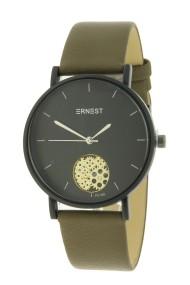 "Ernest horloge ""Lupita"" olijf"