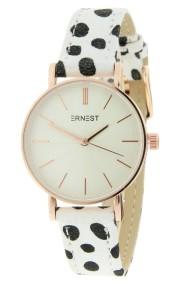 "Ernest horloge ""Mini-Misty-Cheetah"" wit"