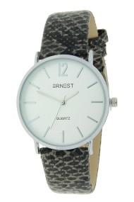 """Ernest horloge """"Zanna-Python"""" grijs"""