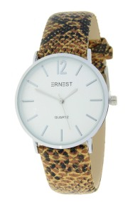 "Ernest horloge ""Zanna-Python"" camel"